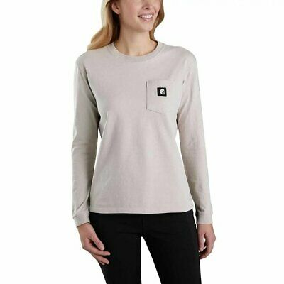 Hurley Womens Carhartt Long Sleeve Shirt