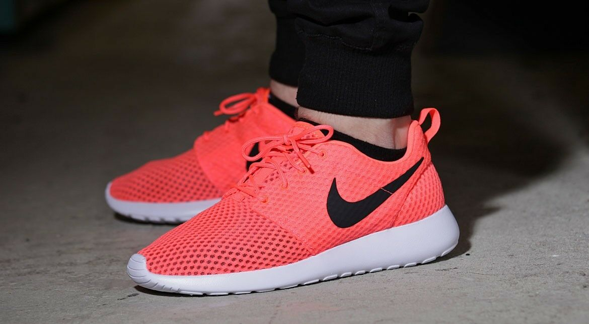 NEW MENS NIKE ROSHE ONE BR SNEAKERS 718552 801-SHOES-SIZE 10,11.5