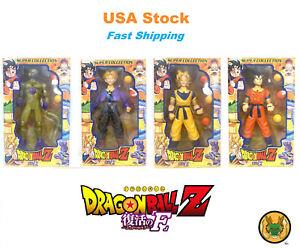 Dragon Ball Z Figures Son Goku Super Saiyan Frieza Piccolo Trunks Collection10''