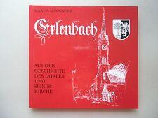 Erlenbach aus der Geschichte des Dorfes und seiner Kirche 1987