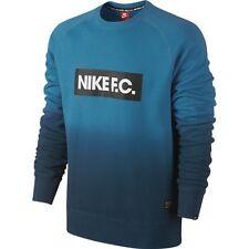 NIKE FC MEN'S SZ L AW77 SOCCER LONG SLEEVE CREW 642176 413 RETAIL $85