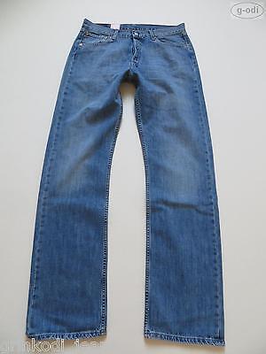 Levi's® 501 Jeans Hose, W 34 /L 36, NEU !! Original Fit Denim, extra lang ! 102