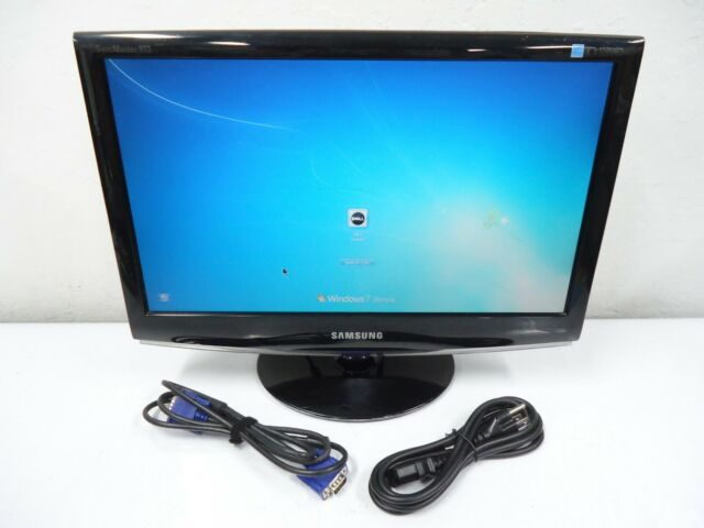 SAMSUNG SYNCMASTER 933 LCD MONITOR DRIVER WINDOWS XP