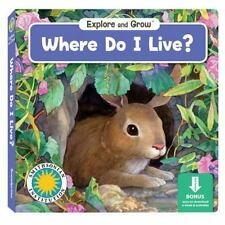 Where Do I Live? - a Smithsonian Explore and Grow Book (with easy-to-download e-