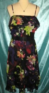 Coast-039-Ella-Ruffle-039-dress-size-10-RRP-175-BNWT