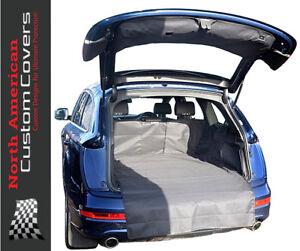 fits Audi Q7 - Custom-fit Cargo Liner Trunk Mat Dog Guard 2005 - 2015 Gen1 {048}