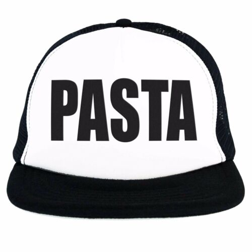 cappellino Pastasciutta Cappello Pasta italiana Chef divertente Cuoco