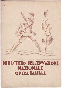 Lotto-15-pagelle-e-certificati-di-studio-anni-039-30-Torino-e-Vicchio-di-Mugello-FI