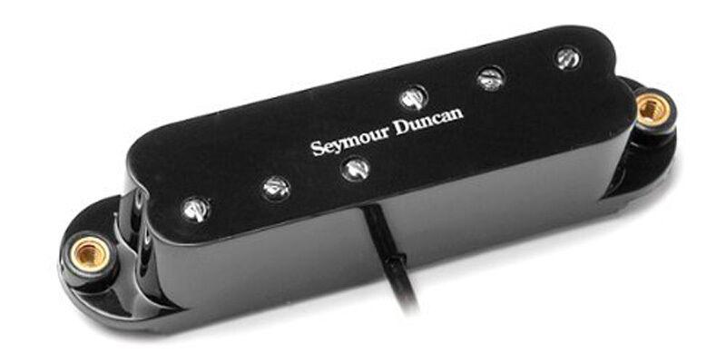 Seymour Duncan SDBR Duckbuckers for Strat - black, neck   mid