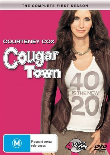1 of 1 - Cougar Town: Season 1 NEW R4 DVD