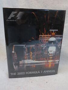 THE-2002-FORMULA-1-ANNUAL-HC-DJ-1stEd