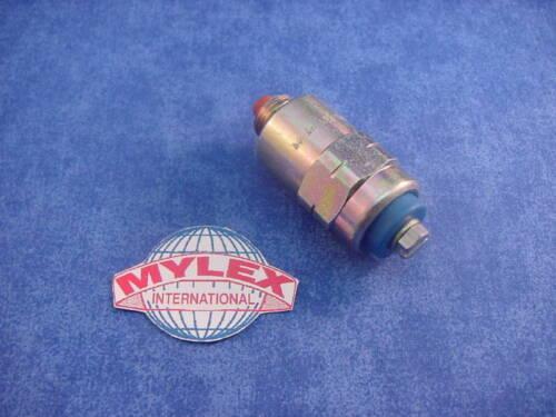 CAV DPA 12volt Diesel Injection Pump Solenoid Switch screw type single conn.