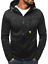 Men-039-s-Warm-Hoodie-Hooded-Sweatshirt-Coat-Jacket-Outwear-Jumper-Winter-Sweater thumbnail 7