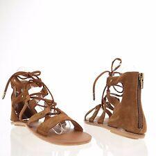 b6faef4de29d item 6 Women s Dolce Vita Jasmyn Shoes Brown Suede Gladiator Sandal Flats  Size 5 M -Women s Dolce Vita Jasmyn Shoes Brown Suede Gladiator Sandal  Flats Size ...