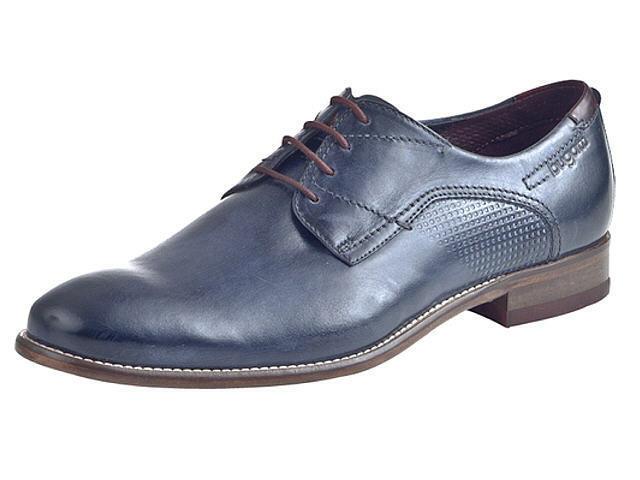 Bugatti 650344-5 schnürzapatos zapato bajo caballero zapatillas de Business talla 40-46 neu4