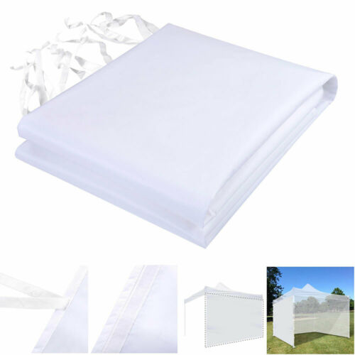 10 Ft Side Wall for Pop Up Canopy Tent Wedding Party Instant Shelter Sidewall
