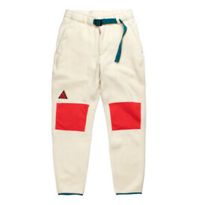 NIKE-nikelab-ACG-SHERPA-FLEECE-PANTS-WHITE-Mens-258-aj2014-2xl-XXL