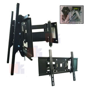 Wallmount Bracket For Samsung K5500 55 Flat Full Hd Smart Tv Dual
