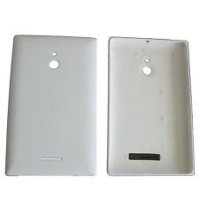 Rear Back Door Battery Cover Case For Nokia XL Dual SIM RM-1030 RM-1042 White