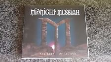 MIDNIGHT MESSIAH THE ROOT OF ALL EVIL LTD EDITION NUMBERED CD ELIXIR NWOBHM