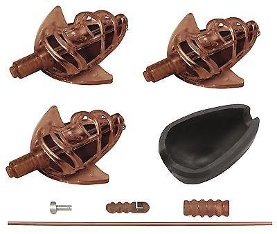 Balzer Method Feeder Korb Futterkorb Aero Wing 20g 30g 40g 50g Form Ersatz Kit
