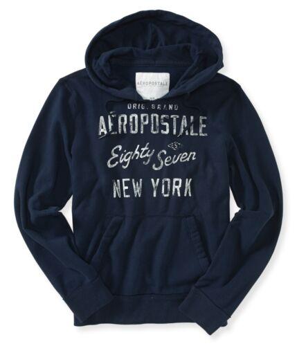 Aeropostale Mens Aero Original Popover Hoodie Hooded Sweatshirt S,M,L,XL,2XL,3XL