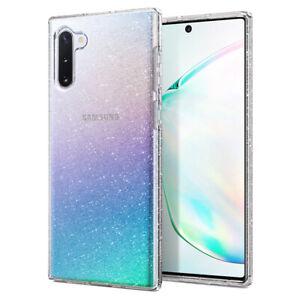 Galaxy-Note-10-10-Plus-10-Plus-5G-Case-Spigen-Liquid-Crystal-Glitter-Cover