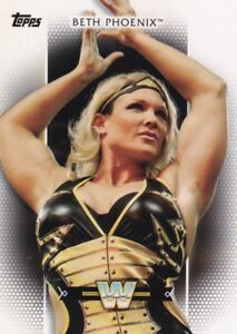 2017-Topps-Wwe-Women-039-s-Division-Trading-Card-Roster-Card-R-44-Beth-Phoenix