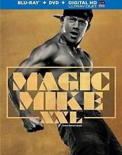 Magic Mike XXL (Blu-ray Disc, 2015, 2-Disc Set, Canadian)
