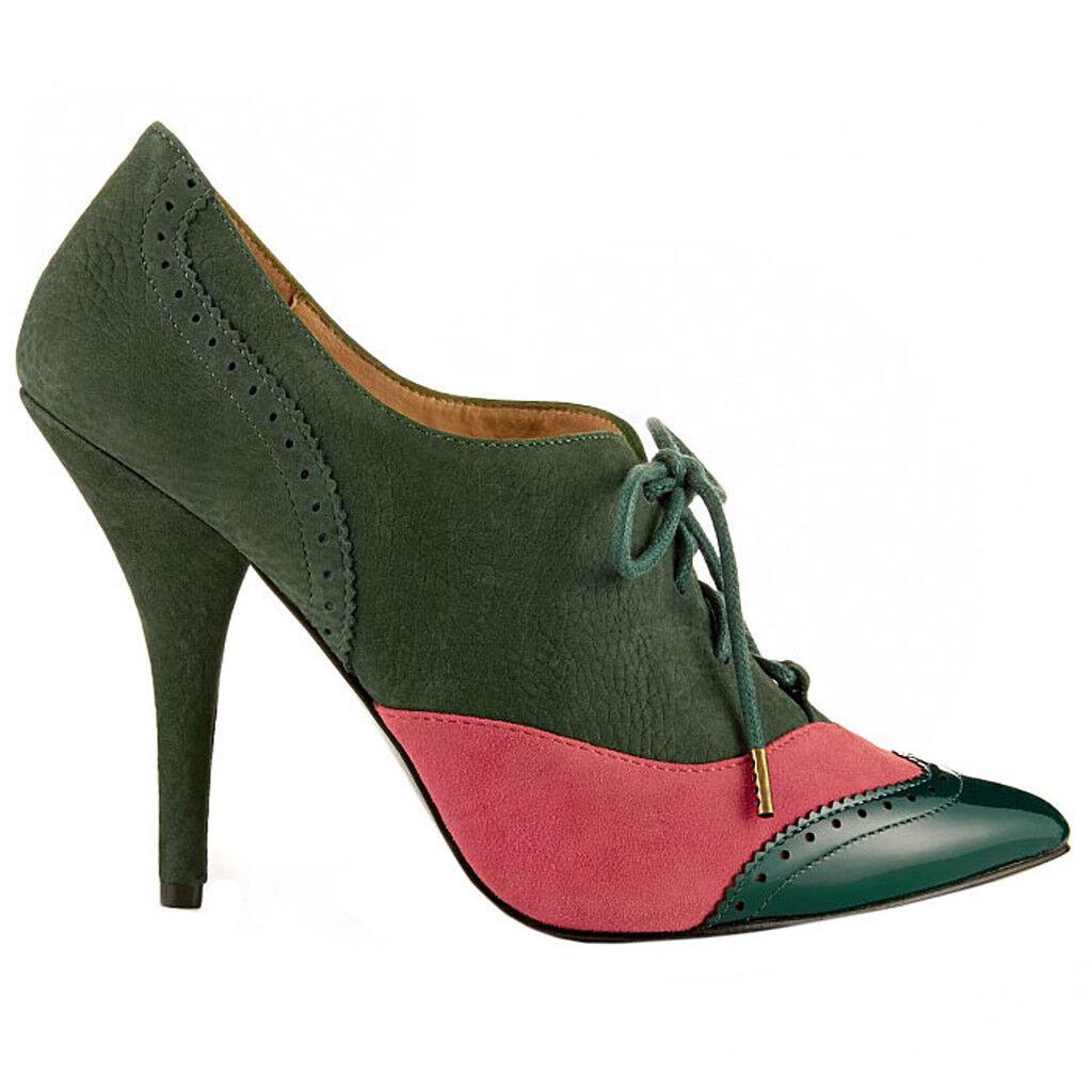 Vivienne Westwood francesina hetty laced heels