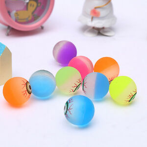 10X-Bounce-Bouncy-Eyeball-Balls-Birthday-Party-Bags-Toy-Kids-Children-Favour-AU