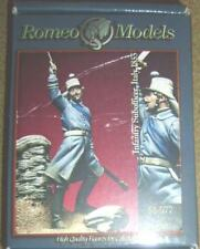 "Figurino in 54mm ""INFANTRY SUBOFFICER, ITALY 1855""- ROMEO MODELS"