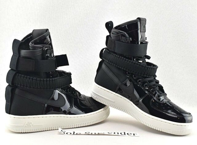 pretty nice 36d01 a920e Nike SF AF1 SE PRM -CHOOSE SIZE- AJ0963-001 Special Field 1 Patent Ruby  Rose Bag