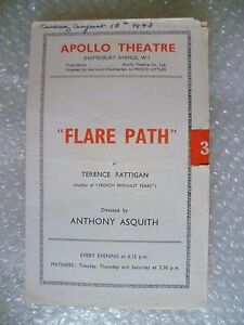 1943-Apollo-Theatre-Programme-FLARE-PATH-Ivan-Samson-D-Gregory-Anthony-Asquith