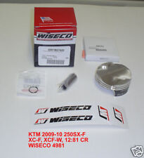Wiseco 4981M07600 76.00mm Stock Compression 248.6cc Motorcycle Piston Kit