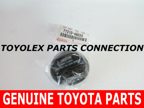 GENUINE TOYOTA LEXUS OEM 100/% FACTORY NEW FUEL TANK GAS CAP 77310-48020