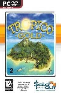 1 of 1 - Tropico Gold Video Game (PC: Windows, 2002) New / Sealed