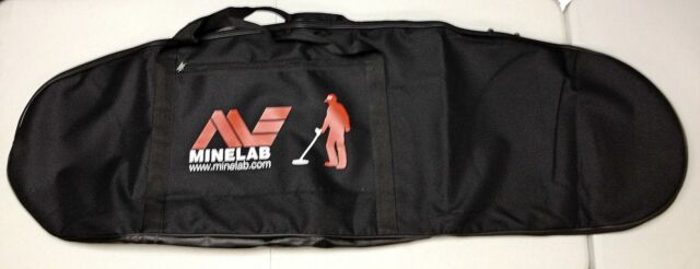Minelab New Padded Metal Detector Carry Bag For CTX 3030, Bigger Size, More Room