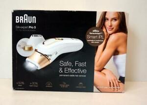Braun Silk-Expert Pro 5 pl5137-ipl - strumento di rimozione fili capelli