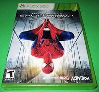 The Amazing Spider-Man 2 (Microsoft Xbox 360, 2014) Video Games
