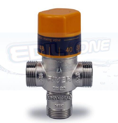 Miscelatore termostatico River Universal R00380
