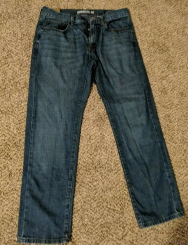 Taille Jeans Fit 34x32 Euc Chaps Mens Straight ATOnIwpPP