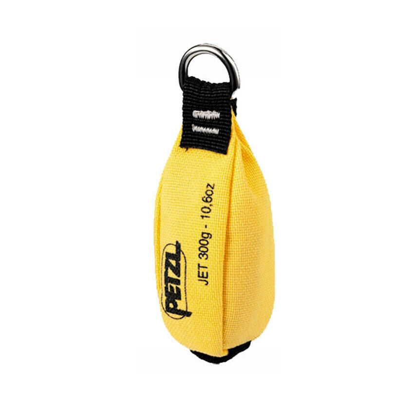 Petzl JET Throw Bag Weight 300g Arborist Climbing Equipment   AUTHORISED DEALER
