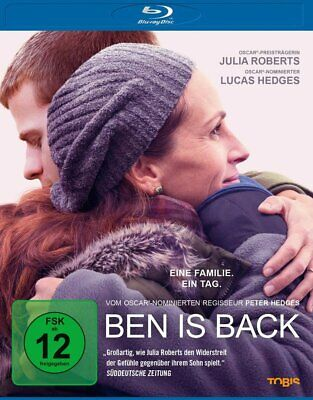 Ben Is Back Blu-ray Neu Ovp