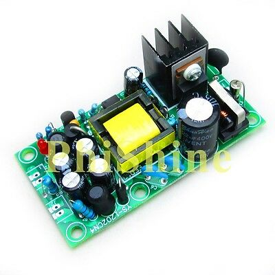 12V1A 5V1A Fully Isolated Switch Power Module AC-DC 220V to 12V 5V Dual Output