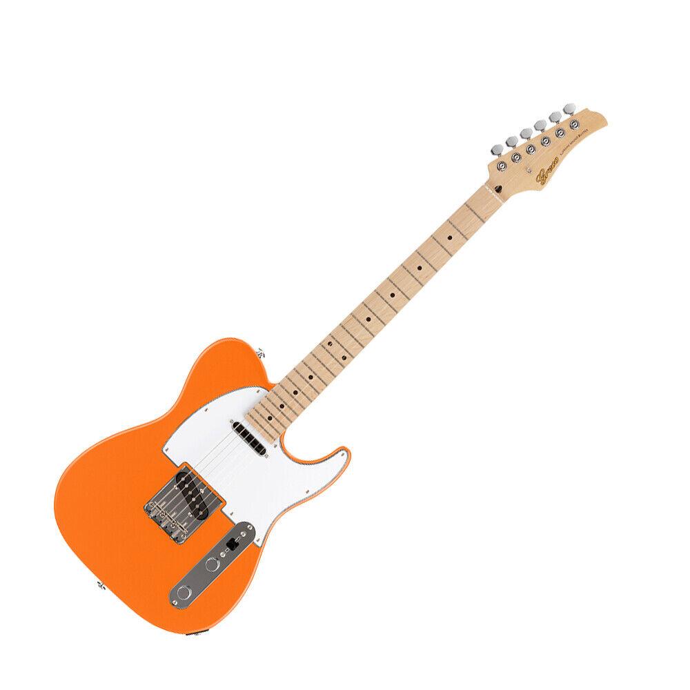 GRECO WST-Std luz naranja lor diapasón de arce guitarra guitarra guitarra eléctrica hecha en Japón  grandes ofertas
