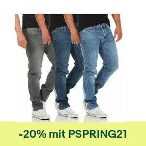 Jack & Jones Mike Original Comfort Fit Herren Jeans Hose - mehrere Waschungen