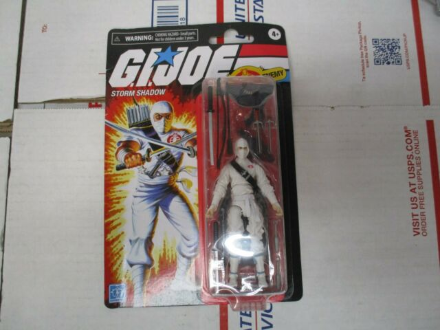 HASBRO G.I. JOE STORM SHADOW COBRA ENEMY ACTION FIGURE NEW FAST / FREE SHIPPING