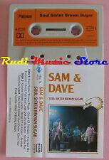 MC SAM & DAVE Soul sister brown sugar west germany PLATINUM PMC 16 cd lp dvd vhs