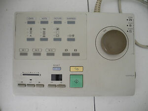 Details about MG1 2587 Remote / Controller for Canon Microfilm Microfiche  Scanner